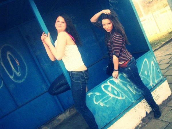 Moi et Shana <3