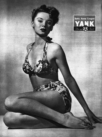 Betty Anne Cregan, Yank