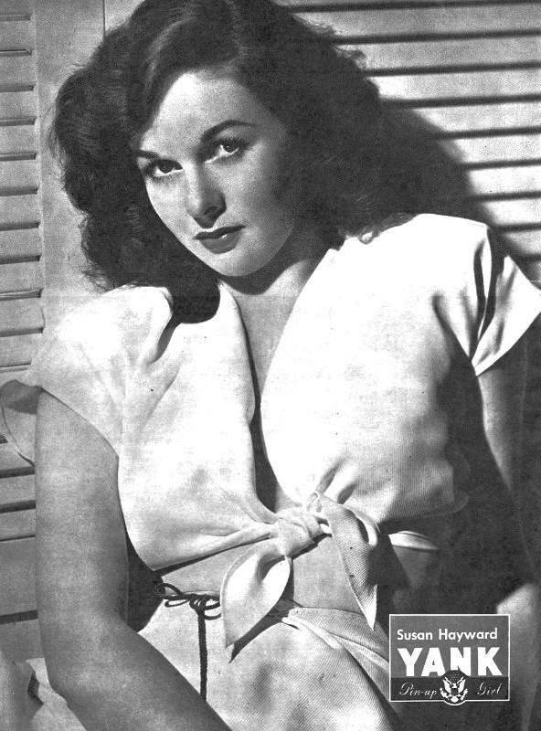 Susan Hayward, Yank