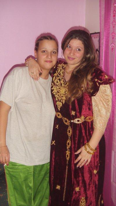 Ma Sister a gauch :D ... et Mwa