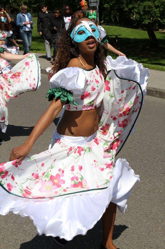 Troupe Folklorique Réunionnaise
