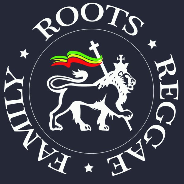 logo family roots reggae ....international