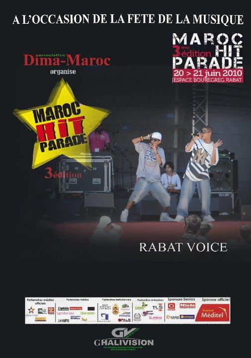 Sur Scéne Maroc Hit Parade 2010