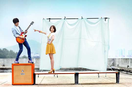 Drama coréen: COURS /♥Heartstrings / You've Fallen For Me♥