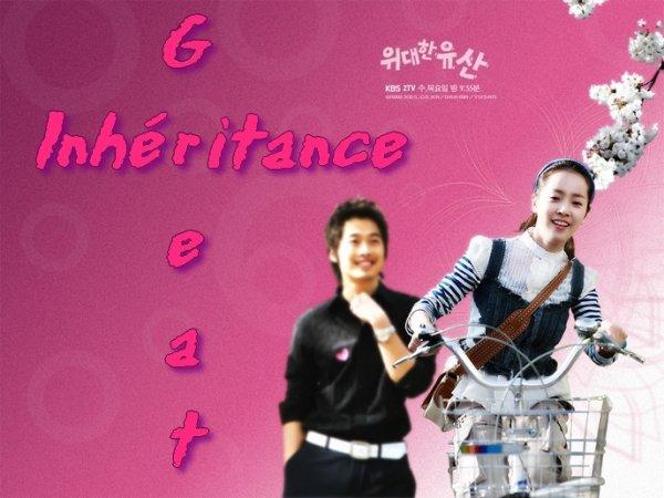 K-drama / Great Inheritance en cours ....
