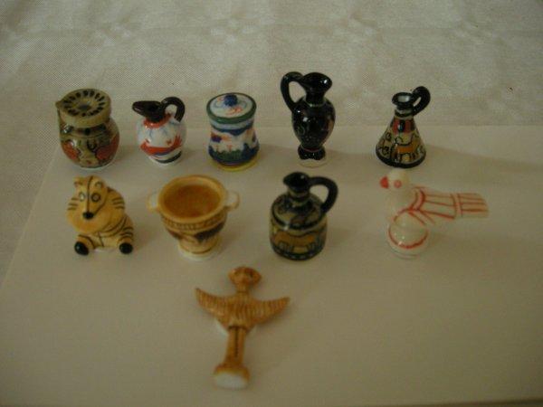 Série vases et pots (ma collection)