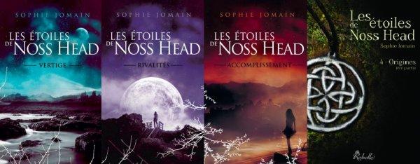 Les étoiles de Noss Head de Sophie Jomain