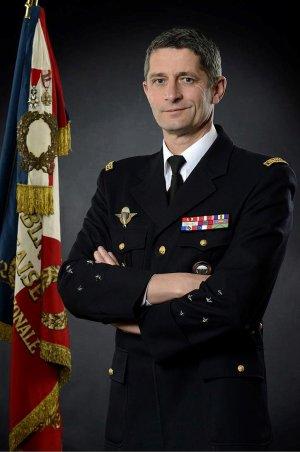 Directeur général de la Gendarmerie nationale