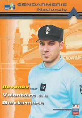 Devenez Gendarme Adjoint Volontaire Gendarmerie44