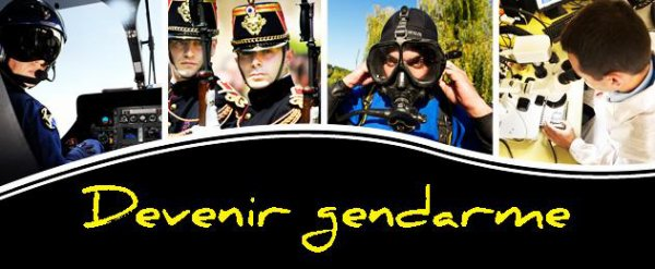 Sites officiels Gendarmerie