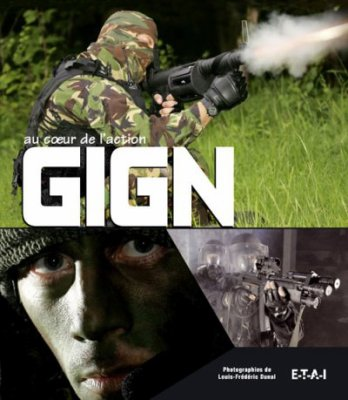Serie Gign Livre Gendarmerie44