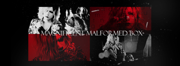 Image By maiko kiryu Texte: Parole de the GazettE - Red