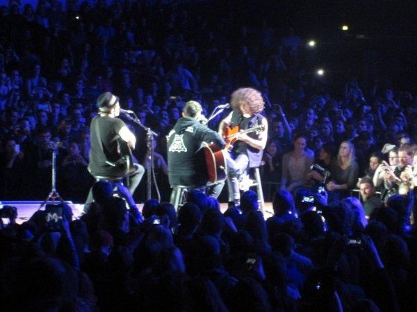 Résumé Concert FOB :) le 6 mars 2014 Lille