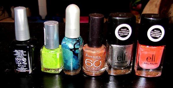 Les couleurs c'est la vie :)