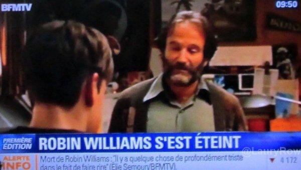 R.I.P ROBIN WILLIAMS :)