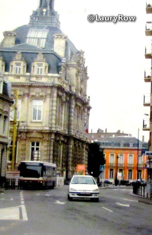 Tourcoing près de la mairie.