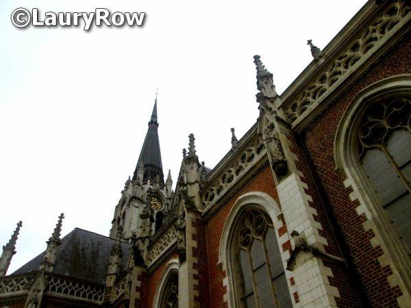 Le 5/09/2016 Tourcoing l'église St Christophe.(1).