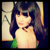 Photo Facebook Zooey Deschanel ♥