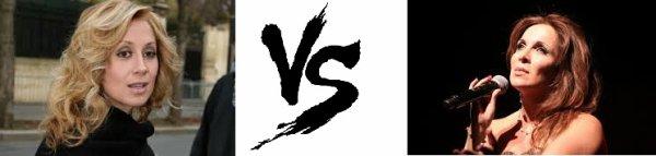 14ème Battle --> Lara Fabian V.S Hélène Ségara