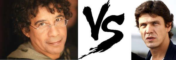 16 ème Battle --> Laurent Voulzy V.S Marc Lavoine