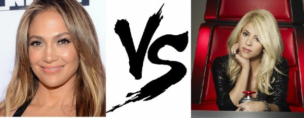 23 ème Battle --> Jennifer Lopez V.S Shakira