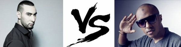 24 ème Battle --> La Fouine V.S Soprano