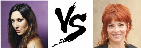 28 ème Battle --> Zazie V.S Mylène Farmer