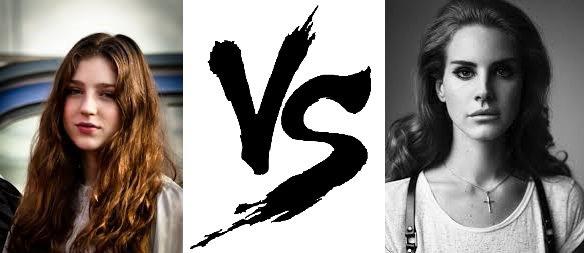 30 ème Battle --> Birdy V.S Lana Del Rey