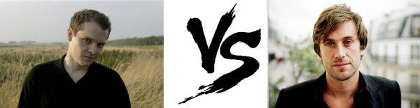 32 ème Battle --> Bénabar V.S Thomas Dutronc