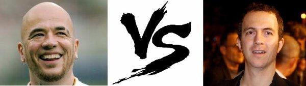 50 ème Battle --> Pascal Obispo V.S Calogéro