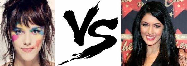 51 ème Battle --> Zaz V.S Nolween Leroy