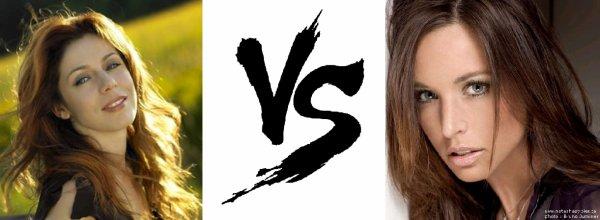 53 ème Battle --> Isabelle Boulay V.S Natasha St Pier