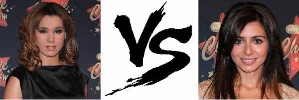 54 ème Battle --> Chimene Bady V.S Julie Zenatti