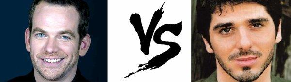 56 ème Battle --> Garou V.S Patrick Fiori