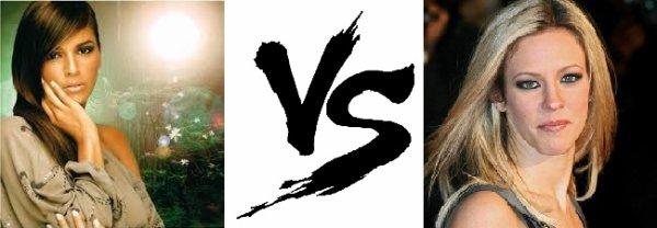 59 ème Battle --> Nadiya V.S Lorie