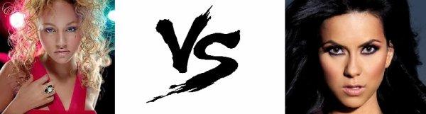 63 ème Battle --> Kat DeLuna V.S Inna