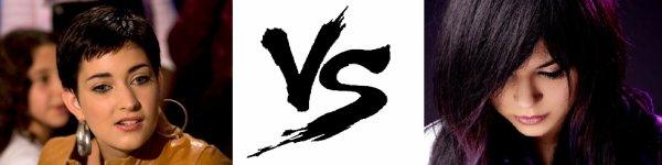 64 ème Battle --> Sherifa Luna V.S Jena Lee