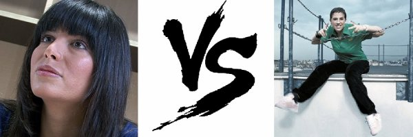66 ème Battle --> Zaho V.S Diam's