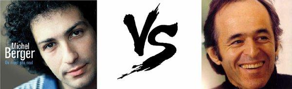 70 ème Battle --> Michel Berger V.S Jean Jacques Goldman