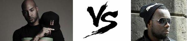 77 ème Battle --> Booba V.S Maître Gims