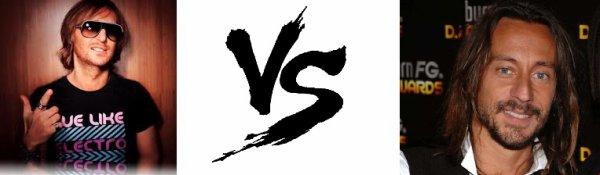 78 ème Battle --> David Guetta V.S Bob Sinclar