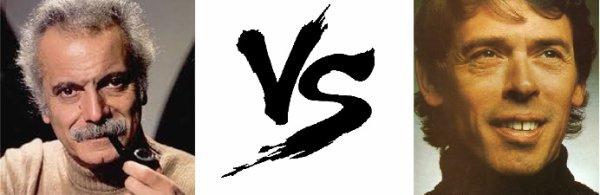 81 ème Battle --> Georges Brassens V.S Jacques Brel