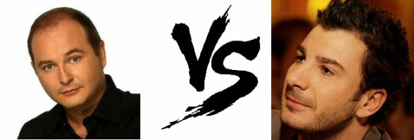 82 ème Battle --> Cauet V.S Mickaël Youn