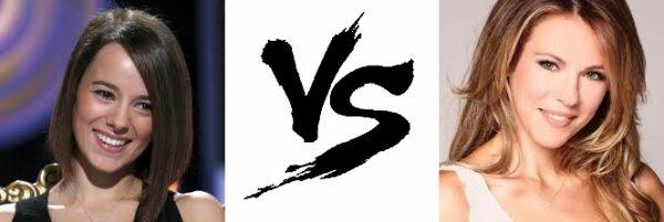 91 ème Battle --> Alizée V.S Lorie