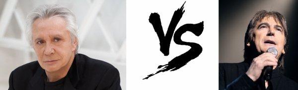 94 ème Battle --> Michel Sardou V.S Serge Lama