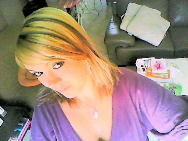 Blonde pétasse ♥