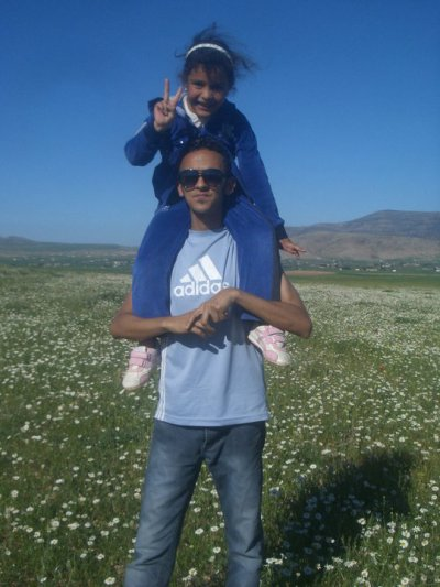 moi et ma petite soeur chaymouma