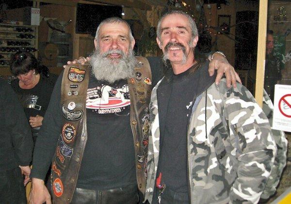 Mes bikers préférés