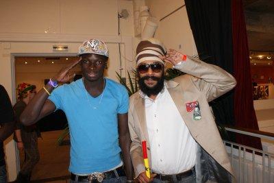 roro en mode reggae !