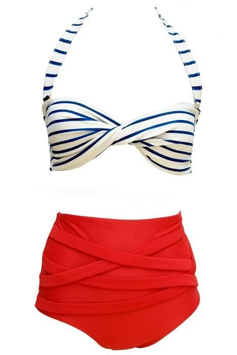 Look 27 : Maillot